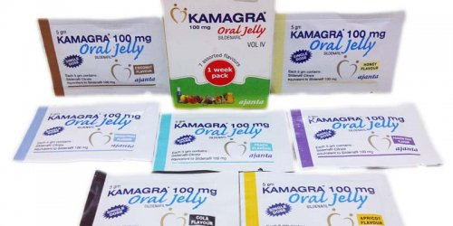Kamagra Oral Jelly – A Pick-Me-Up ED Candy That Actually Works