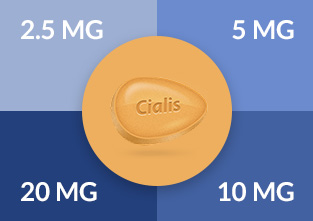 Forms and Dosages of Cialis