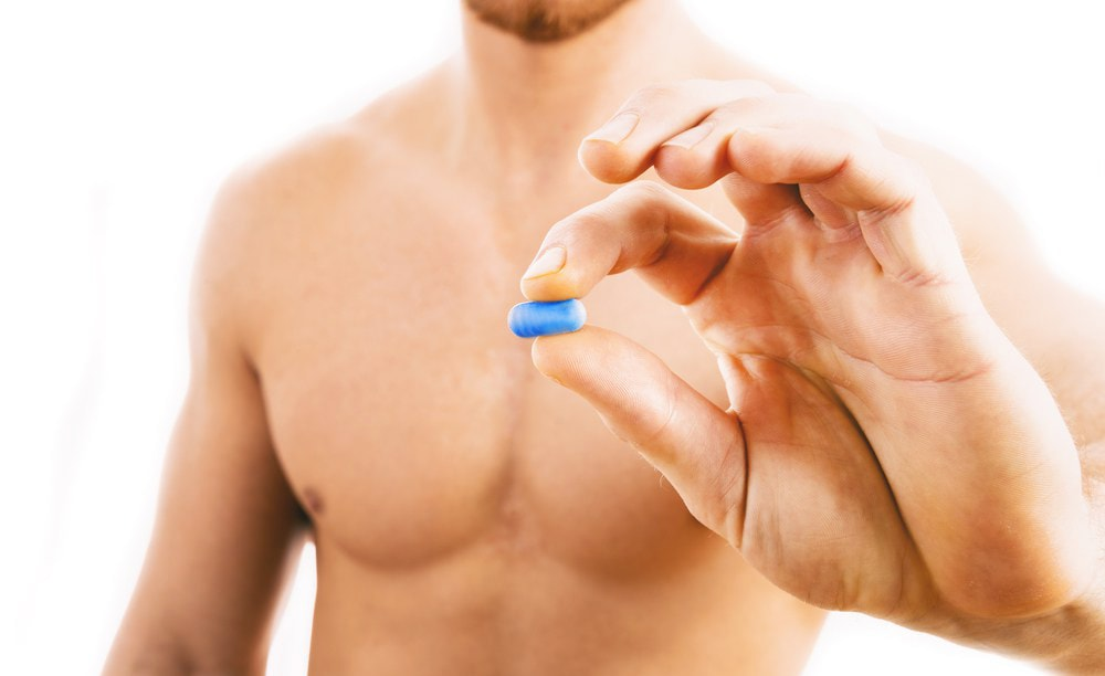 Why guys take Viagra, or 5 reasons to prefer this drug